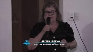 Arivan Lucena Sessão Itinerante Setor NH5