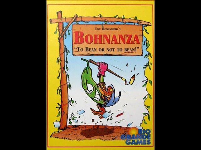 ???? ??? ??? ?? ?? Board game Bohnanza Play video