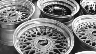 Немецкие диски BBS Wheels