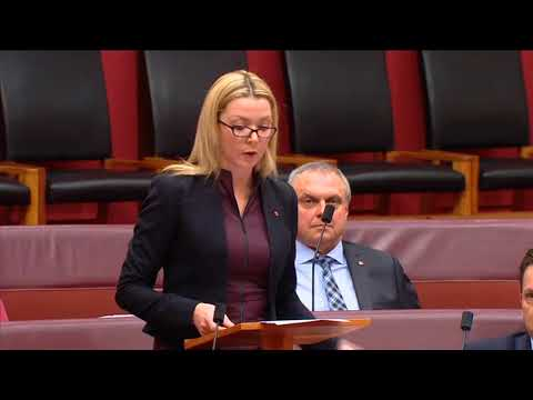 Speech: Defence Force Abuse - 13 November 2016 / Senator Skye Kakoschke-Moore