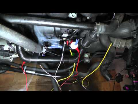 Volkswagen Jetta Secondary Air Injection Diagnosis Part 11 (Hi-Tech Diagnosis on Car)