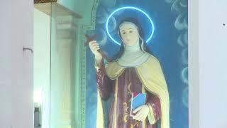 Trực Tiếp Thánh Lễ Kính Thánh Têrêsa Avila Bổn Mạng Giới Nữ Giáo Họ Công Bồi - Đền Thánh Bác Trạch
