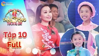 Like an Idol | Ep 10 full: Nghi Dinh, Thuy Dung gets many compliments from Cam Ly