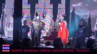 BAPS DIWALI 2015 HOUSTON   NIK NIKAM   NNN MEDIA