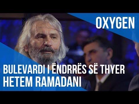 "Oxygen ""Bulevardi i ëndrrës së thyer"" - Hetem Ramadani"