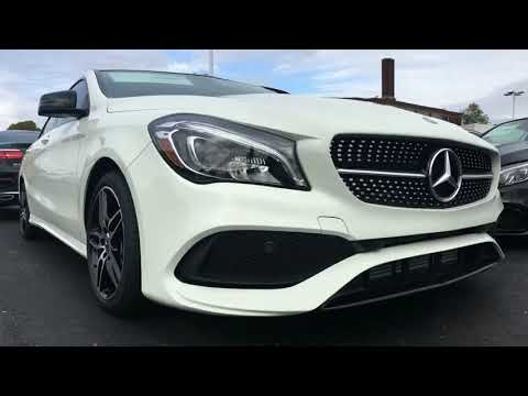 2017/2018 Mercedes CLA Review. Why buy just a car?