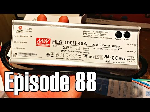 LED Driver for 2 QB120 in Series - Episode 88