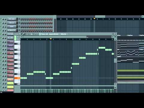 How to make Sebastian Ingrosso & Alesso - Calling [FL Studio Remake]
