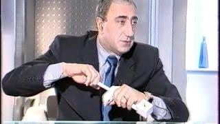 """1 канал.  Программа """"Здоровье"""" (Репортаж о лечении ишемической болезни сердца) (2001)"""