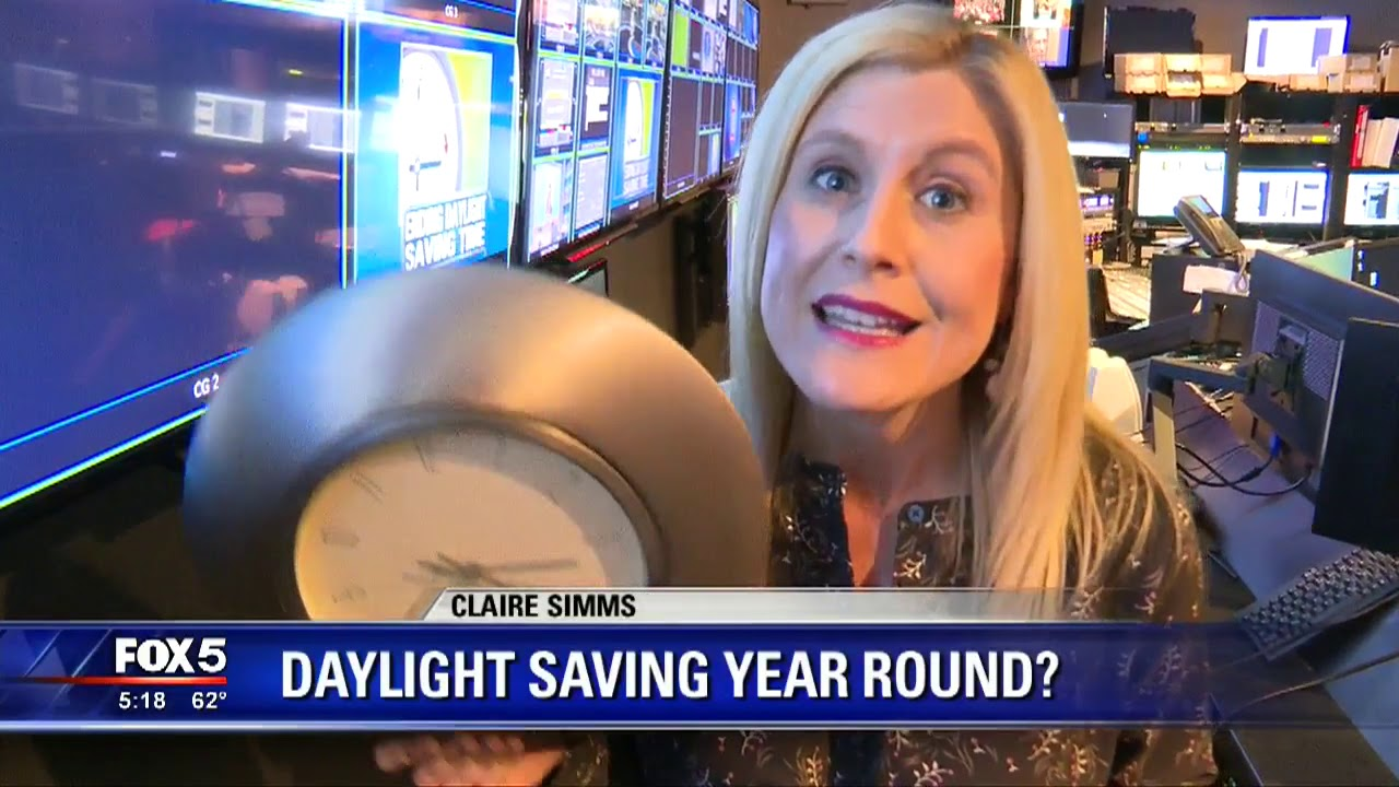Fall Back Sunday: Daylight Saving Time 2019 Ends In Georgia