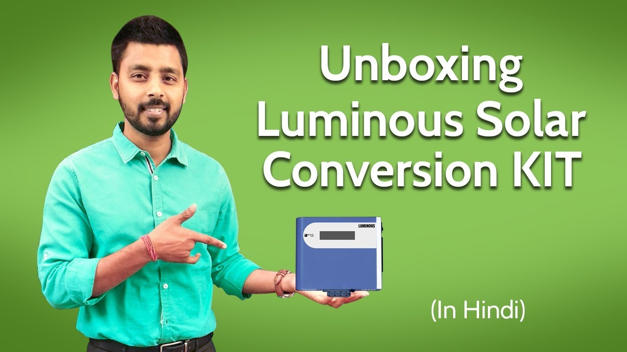 Luminous Solar Charge Controller Unboxing #DIY #loomsolar by Loom Solar