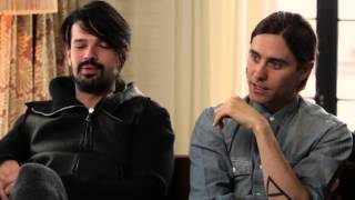 Repeat youtube video Thirty Seconds to Mars talk about