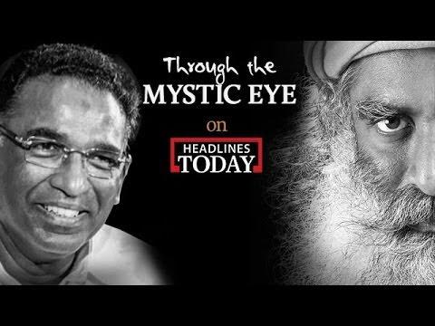 Jasti Chelameswar with Sadhguru | Through the Mystic Eye