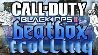 YOU SUCK AT BEATBOXING!!! - Beatbox Trolling #3 (BLACK OPS 2)