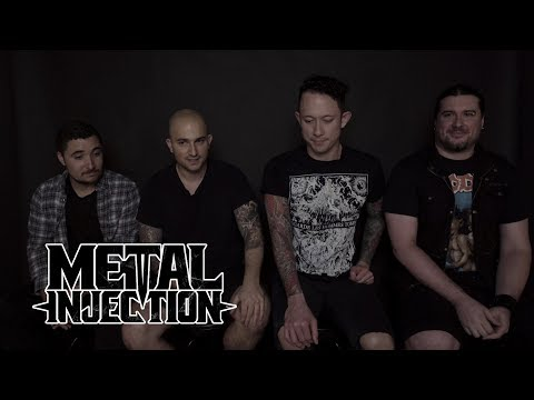 10 Questions with TRIVIUM: Their Least Favorite Song, Favorite Foods  | Metal Injection