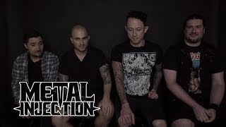 10 Questions with TRIVIUM: Their Least Favorite Song, Favorite Foods    Metal Injection