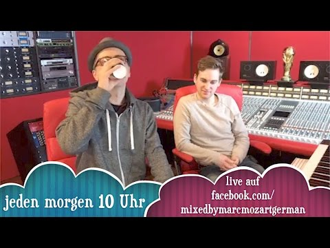 Studio Frühstück #2 | Bibis Song, Musik Business, Podcast Hosting, Facebook Ads, Tagesplanung