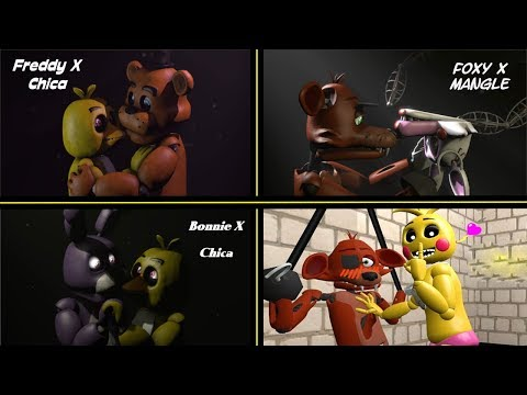 [SFM FNAF] Valentine's Day (Five Night's At Freddy's Animated Love Animation)