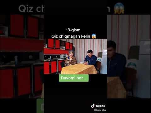 Qiz Chiqmagan Kelin😱