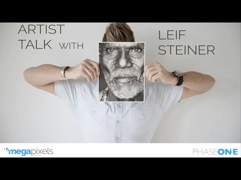 Education | Artist talk with Leif Steiner | Phase One