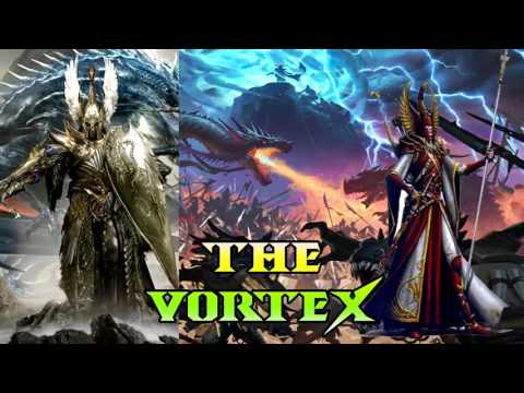 Warhammer Lore, The Vortex