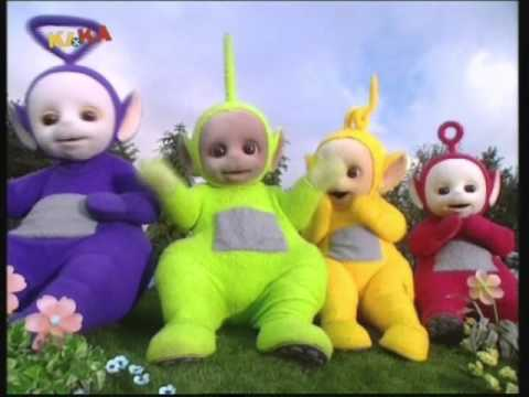 Teletubbies Kika
