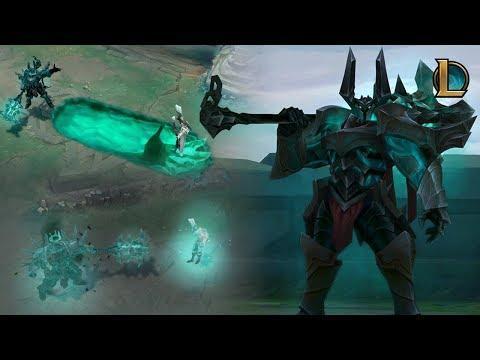 Демонстрация игрового процесса Мордекайзера | League of Legends