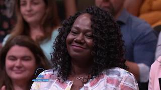 Digital Exclusive: Should She Support Her Son's Music    STEVE HARVEY