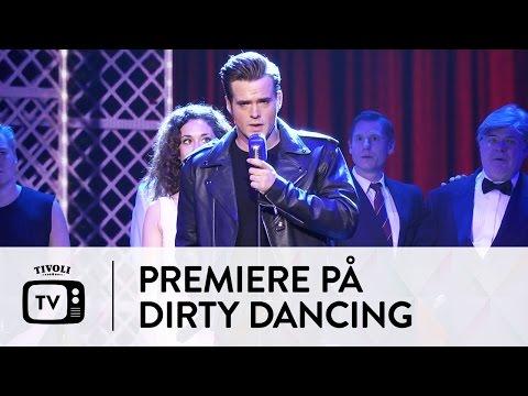 Kom eksklusivt med til premiere på Dirty Dancing