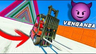 VENGANZA EPICA EN UNA MEGA RAMPA !!! GTA V ONLINE - GTA 5 ONLINE