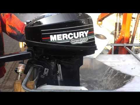 1997 mercury sea pro 9 9 hp outboard motor 2 stroke 2 for Mercury 9 hp outboard motor