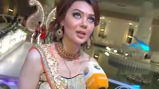 "Oksana Rasulova in Diwali, ""Star Life"" Xazar TV"