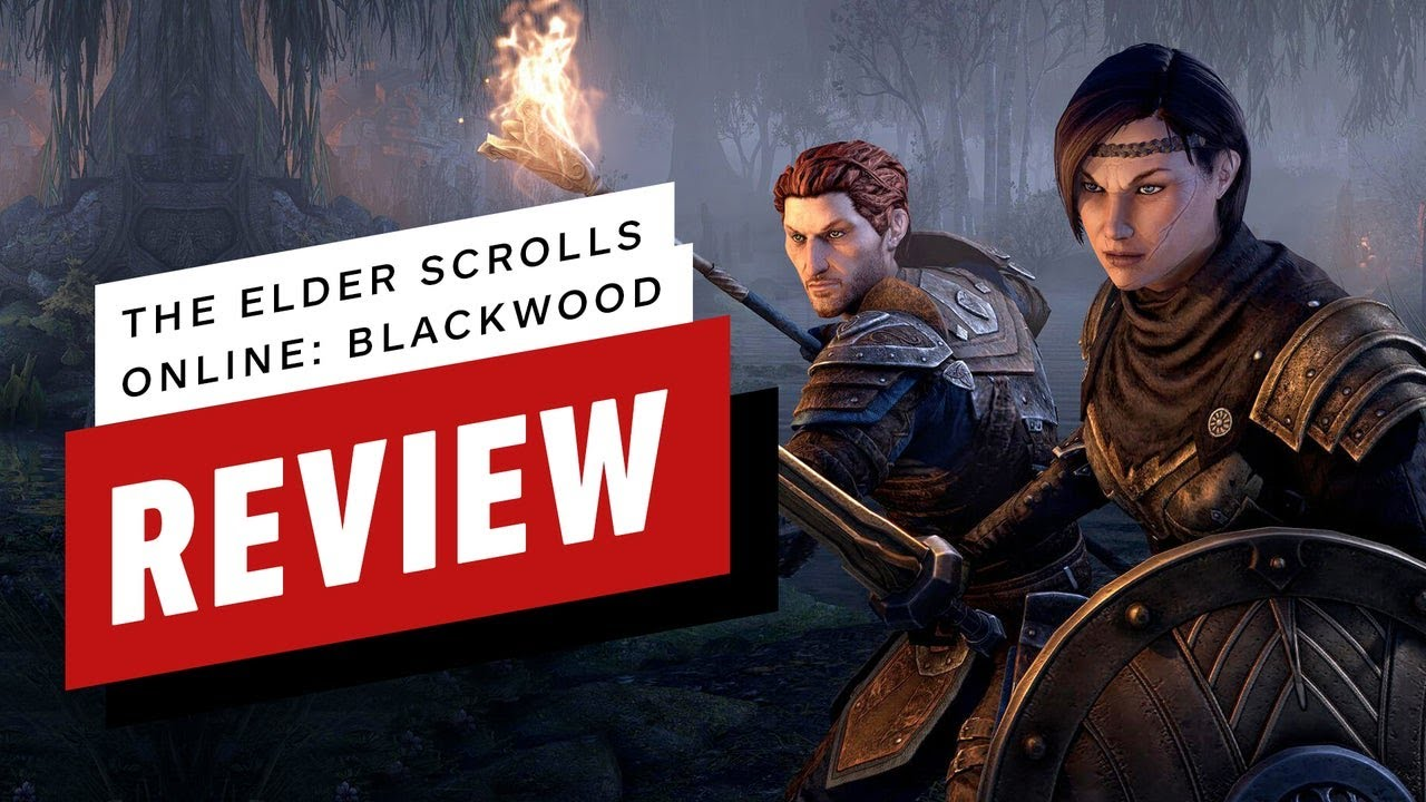 The Elder Scrolls Online: Blackwood Review (Video Game Video Review)