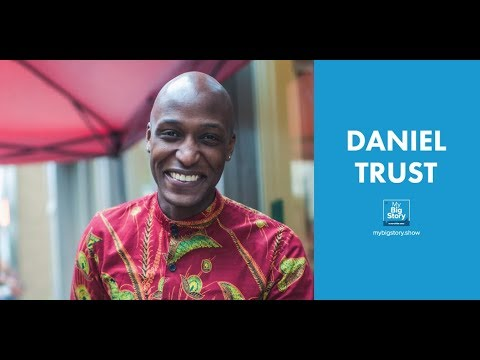 Interview with Daniel Trust — From Refugee to Nonprofit Advocate for Youth