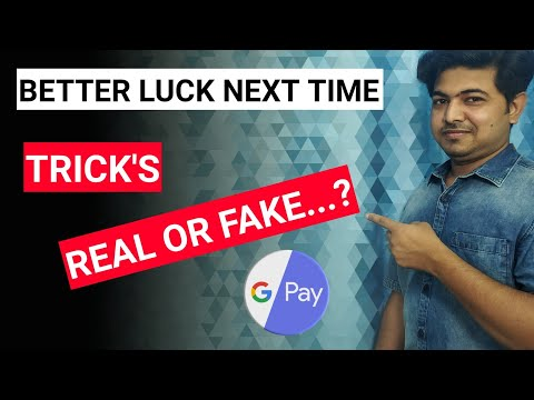 Remove Better Luck Next Time Tricks | Real Or Fake..?