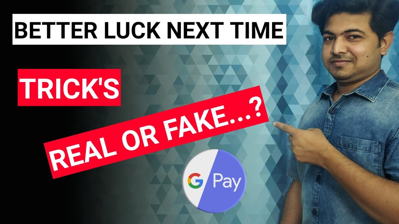remove better luck next time tricks real or fake youtube