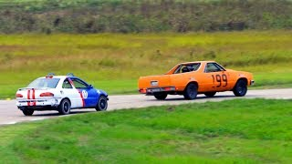 Travis Pastrana vs 24 Hours of Lemons