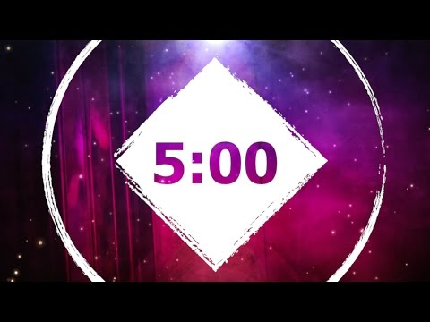 5 Minute Countdown (High Quality)