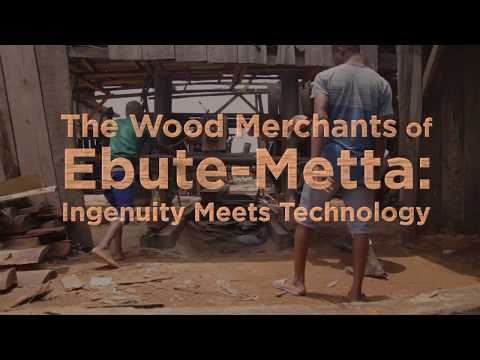 The Wood Merchants: Ingenuity Meets Technology