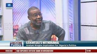 Ezekwesili's Withdrawal: Analyst Hints On Move Towards Creation Of Strong Third Force