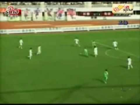 Best 10 Goals - 2009 Chinese Super League Phase I (Round 1-10)