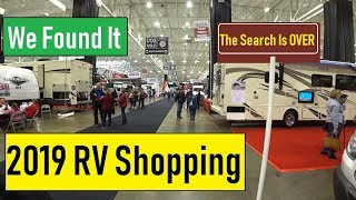 2019 RV Shopping Cleveland IX Center