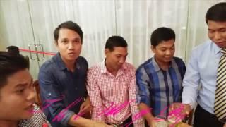 День Свадьбы В Ресторане Awj, Свадьба В Камбодже, Г-Н. Chhet Sopheap Wedding