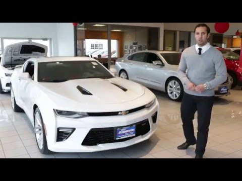 2016 Chevrolet Camaro | Mike Anderson Chevrolet Chicago