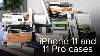 Trying 30 iPhone 11, 11 Pro, and 11 Pro Max cases!
