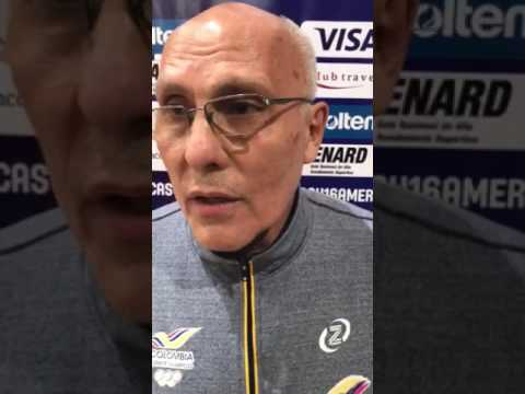 Colombia HC Guillermo Moreno - Argentina vs Colombia