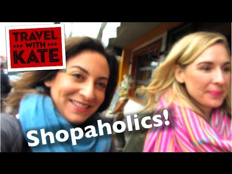 How Locals Shop in Vancouver on Travel with Kate
