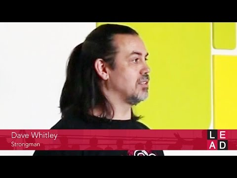 Breaking the Chains of Limitation - Dave Whitley @LEAD Presented by HR.com