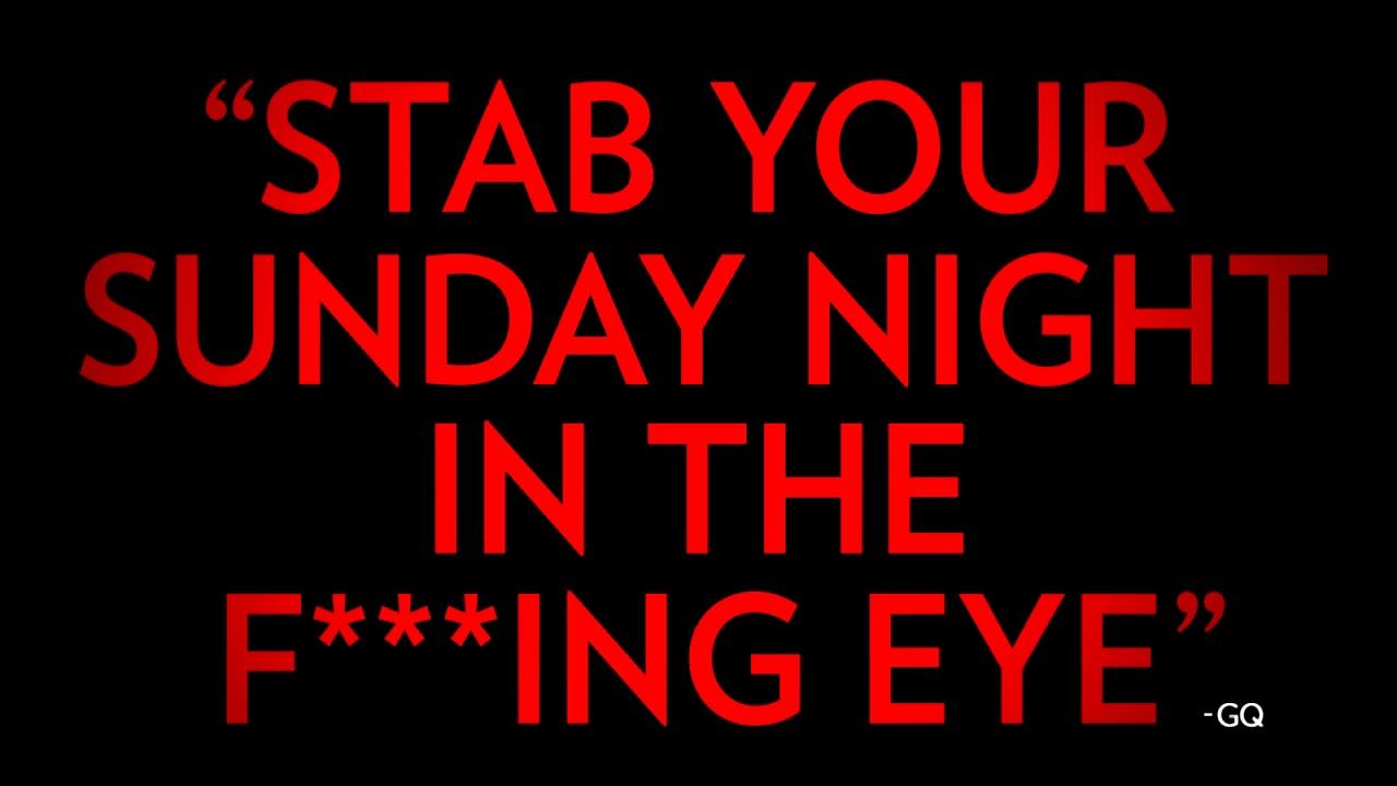 Stab Sunday Night In The Eye | Killing Eve | Sundays @ 8/7c on BBC America