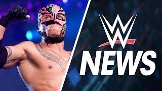WWE NEWS - REY MYSTERIO DE RETOUR ? JOHN CENA VA GAGNER LE ROYAL RUMBLE ?